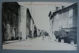 Cpa 07 Ardeche SAINT LAURENT DU PAPE .. - La Voulte-sur-Rhône