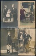 Cca 1910 8 Db Beállított Fotó és Fotólap - Altre Collezioni