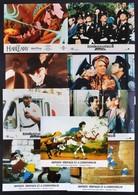 1976-1989 Vegyes Werkfotó Tétel, 9 Db, Rendőrakadémia 6 (4 Db), Hupikék Törpikék és A Csodafurulya (2 Db), Roger Nyúl A  - Altre Collezioni