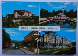 GORIZIA - CONFINE ITALIA-JUGOSLAVIA - Dogana, Grenze, Frontiere  - Vg - Dogana