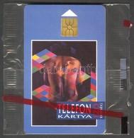 1992 Férfi A Kockában 120 Egységes Magyar Telefonkártya Bontatlan Csomagolásban - Telefonkarten