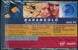 2003 'Irány Magyarország', Matáv Barangoló, 5000 Példányos, Bontatlan Telefonkártya. - Telefonkarten