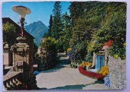 SAN PELLEGRINO TERME (BERGAMO) - Entrata Alle Fonti  - Vg L3 - Bergamo