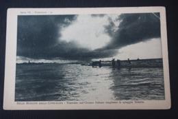 AFRICA MISSIONI  CONSOLATA / Old Vintage Postcard  -  Somalia Italiana / Indian Ocean - Somalië