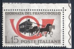 ITALIA 1960 - Giornata Della Filatelia MNH ** - 1946-60: Nuevos