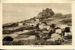 CPA - BURON - LE CHATEAU (IMPECCABLE) - France