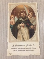 Santino S. Giovanni De Matha C. - Santini