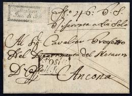 1812, Italien, Brief - Italië