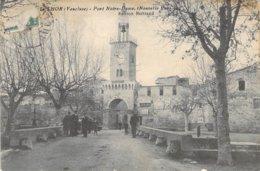 "CPA FRANCE 84 ""Le Thor, Pont Notre Dame"" - France"