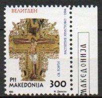 Macédoine - Macedonia - 1993 - Yvert N° 5 **  - Pâques - Macédoine