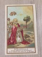 Santino S. Ruffillo Primo Vescovo Di Forlimpopoli Che Si Venera Nel Suburbi Di Bologna - Santini