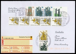 1998, Bundesrepublik Deutschland, GAA U.a., Brief - [7] West-Duitsland