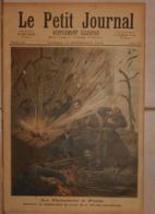 Le Petit Journal. 19 Novembre 1892. La Dynamite à Paris.Explosion Dans Un Commissariat. Dahomey, La Prise De Kana. - Boeken, Tijdschriften, Stripverhalen