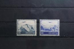Schweiz 506-507 ** Postfrisch #TL393 - Schweiz