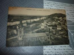 Carte Postale Drome Chateauneuf D'Isere Vue Les Quatre Chemins - France