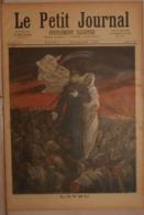 Le Petit Journal. 17 Décembre 1892. L'Aveu. Le Cardinal Lavigerie Sur Son Lit De Mort. - Boeken, Tijdschriften, Stripverhalen