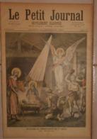 Le Petit Journal. 24 Décembre 1892. Bethléem Au Commencement Du 1er Siècle. La Nativité. - Boeken, Tijdschriften, Stripverhalen