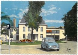 CPSM ARGENTEUIL - La Mairie - Ed. Abeille Cartes N°9320 - ( Renault 4 L ) - Année 1967 - Argenteuil