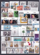 BRD - 1988 - Sammlung - Eckrand - Randstücke - Postfrisch - BRD