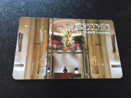Hotelkarte Room Key Keycard Clef De Hotel Tarjeta Hotel BORGOTA ATLANTIC CITY - Telefonkarten