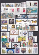 BRD - 1992 - Sammlung - Eckrand - Randstücke - Postfrisch - BRD