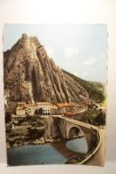 SISTERON   - Le Rocher De La Baume  - ( Pas De Reflet Sur L'original ) - Sisteron