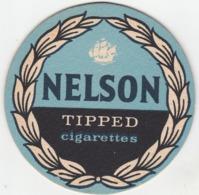 BEERMAT - NELSON TIPPED CIGARETTES - Bierviltjes