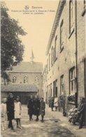 Beernem   *  Klooster Der Zusters Van O.L. Vrouw Der 7 Weeën, Scholen En Speelplaats - Beernem