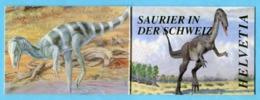 2 Private Markenhefte Saurer In Der Schweiz 2010 - Blocchi
