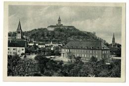 Siegburg - Das Neue Postamt Mit Michaelsberg - Pas Circulé - Siegburg