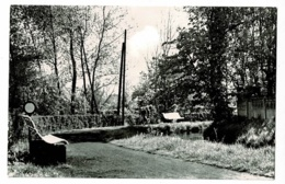 Mol - Zicht Achter De Nethe (parc Avec Ruisseau) Circulé 1972 - Mol
