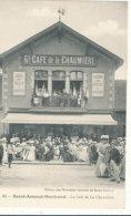 18 // SAINT AMAND MONTROND     Le Café De La Chaumière - Saint-Amand-Montrond