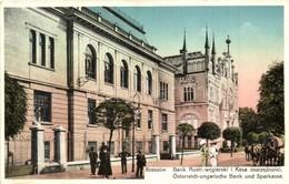 ** T1/T2 Rzeszów, Bank Austr.-wegierski I Kasa Oszczednosci / Österreich-ungarische Bank Und Sparkassa / Austro-Hungaria - Francobolli