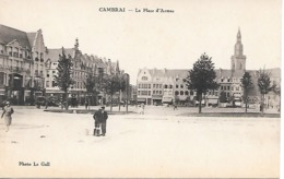 12/00       59   Cambrai     Place D'armes            (animations) - Cambrai