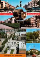 KOSOVO ,GNJILANE - 2 POSTCARDS - Kosovo