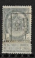 Dison 1905  Nr. 664B Papier Rest - Precancels