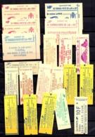 France 20 Carnets D'usage Courant Neufs ** MNH Années 1960/1990. TB. A Saisir! - Booklets