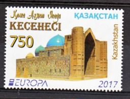 Kazakhstan 797 Europa 2017 Neuf ** TB MNH Sin Charnela - 2017