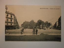 34 Montpellier. Square De La Gare (Saint Roch, Rues De La République Jules Ferry Et Maguelone) (10118) - Montpellier
