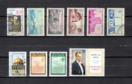 Chipre  ( Turquía )  1980-81  .-  Y&T Nº  74-75/79-83-85/86-87 - Chipre (Turquía)