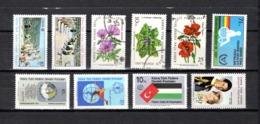 Chipre  ( Turquía )  1981  .-  Y&T Nº  88/89-90/92-94/96-97-98 - Chipre (Turquía)