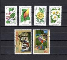 Chipre  ( Turquía )  1982  .-  Y&T Nº  99/102-107/108 - Chipre (Turquía)