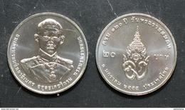 Thailand Coin 20 Baht 2012 120th Prince Father Mahidon (#53) UNC - Thailand