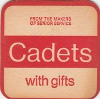 BEERMAT - CADETS/NELSON CIGARETTES - Bierviltjes