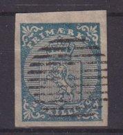 NORVEGE : N° 1 . OBL . TB . 1855 . ( CATALOGUE YVERT ) . - Norvège