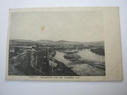 Nisch , Karte Um 1916 - Serbia