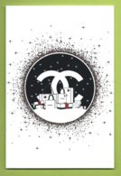 CHANEL * CHRISTMAS / NOEL *DOUBLE CARD  * NEW 2019 - Cartes Parfumées