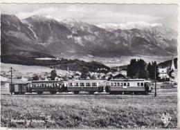 Austria Uncirculated Postcard - Train - Trains