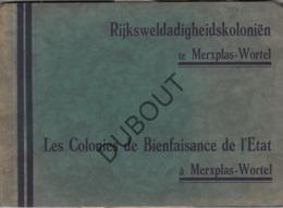 MERKSPLAS/WORTEL Rijksweldadigheidskoloniën (R457) - Oud