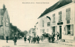 78  BULLION CAFE ROUTE DE CHEVREUSE - France